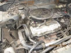 Механическая коробка переключения передач. Nissan Bluebird, U12 Двигатель CA16S