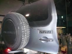 Багажный отсек. Chevrolet Niva