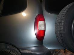 Крыло. Chevrolet Niva