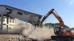 Услуга снос и демонтаж строительных сооружений!