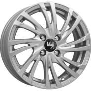 K&K Мейола. 6.0x15, 4x100.00, ET38, ЦО 67,1мм.