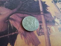 Экзотическая Кения! 50 центов 1968 года.