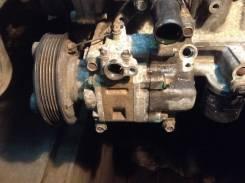 Компрессор кондиционера. Mazda Axela, BK5P, DY3R, DY3W, DY5R, DY5W Mazda Demio, DY3R, DY3W, DY5R, DY5W Двигатели: ZYVE, ZJVE, ZYVE ZJVE