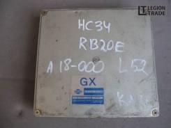 Блок управления двс. Nissan Laurel, HC34 Двигатели: RB20DE, RB20E