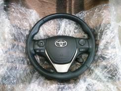 Руль. Toyota RAV4 Toyota Auris, ZRE186 Двигатель 2ZRFAE