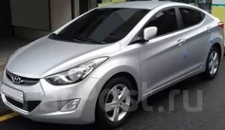 Hyundai Elantra. MD, G4FG