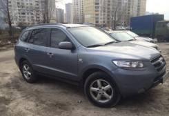 Hyundai Santa Fe. CM, D4HB