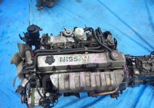Двигатель в сборе. Nissan Safari, WRGY60, 160 Двигатель TD42