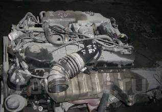 Двигатель в сборе. Nissan Safari, WGY60 Двигатели: TB42S, TB42E