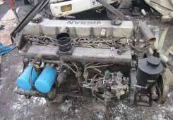 Двигатель в сборе. Nissan Safari, WYY60, WRGY60, VRY60, WRY60, VRGY60, WGY60, FGY60 Двигатель TD42