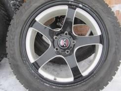 Продам Зимние как новые Японкие R-18 колеса 235/55. x18 5x114.30 ET-40 ЦО 78,0мм.