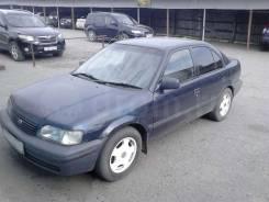 Toyota Corsa. 1999г. Синий