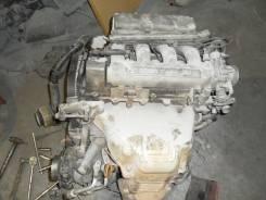 Двигатель в сборе. Toyota Corona Exiv, ST182 Двигатель 3SGE