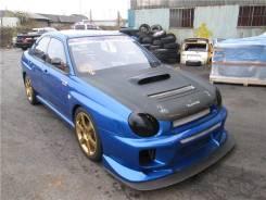 Сплиттер. Subaru Impreza WRX STI, GDB