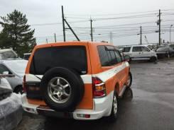 Дверь задняя правая Mitsubishi Pajero 6G74 V75W 2000