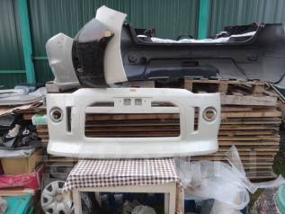 Бампер. Mitsubishi Delica D:5