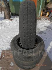 Продам комплект грузовой резины на дисках. x14