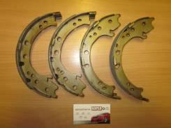 Колодка тормозная барабанная. Honda CR-V, CBA-RD7, CBA-RD6 Honda CR-V I-CTDI Двигатель N22A2