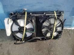 Вентилятор радиатора кондиционера. Toyota Corolla Fielder, ZZE124G, NZE124G, ZZE122, ZZE123, ZZE124, NZE121G, ZZE123G, NZE124, NZE121, ZZE122G Двигате...