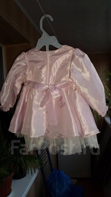 a40ca3cdd52 Продам нарядное платье на малышку - Детская одежда во Владивостоке