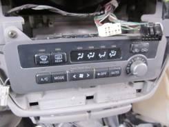 Блок управления климат-контролем. Toyota Nadia, SXN15H, SXN10, SXN15 Двигатель 3SFE