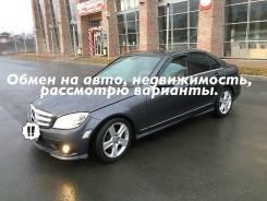 Mercedes-Benz W204. автомат, передний, 3.0 (231 л.с.), бензин, 110 000 тыс. км