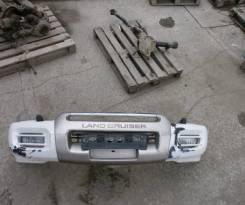 Продажа бампер на Toyota LAND Cruiser HDJ101