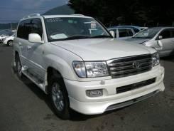 Обвес кузова аэродинамический. Toyota Land Cruiser, UZJ100W, J100, HDJ101K, UZJ100, HDJ100L, UZJ100L, HDJ101