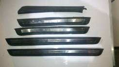 Порог пластиковый. Toyota Crown, LS151, JZS151, JZS153, JZS155, JZS157, LS151H