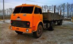 МАЗ 504. Продам маз 1990г. тягач в абакане, 11 000 куб. см., 20 000 кг.