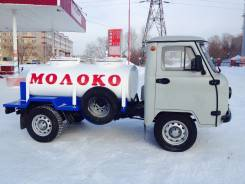 "УАЗ 3303. УАЗ-3303 ""Молоковоз"", 2 693куб. см., 1 500кг., 4x4"