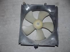 Вентилятор охлаждения радиатора. Toyota Vista, SV40 Двигатель 4SFE