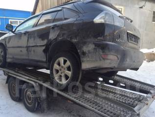 Lexus RX330. 3MZ