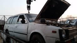 Nissan AD. CD17