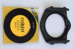 Фотоадаптер для светофильтров Cokin и градиентный светофильтр. Для Любых, диаметр 67 мм
