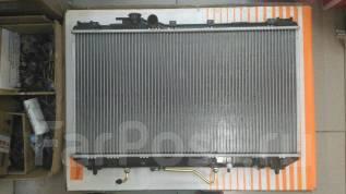 Радиатор охлаждения двигателя. Toyota Camry, SV32, SV30, SV35, SV33 Toyota Vista, SV35, SV30, SV33, SV32 Двигатели: 3SGE, 4SFI, 3SGELU, 3SFE, 4SFE, 3S...