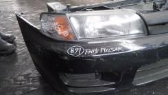 Ноускат. Nissan Pulsar, FNN15 Двигатель GA15DE