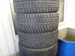 Dunlop Graspic DS3. Зимние, без шипов, 2011 год, износ: 20%, 4 шт