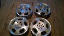 Anzio Wheels. 7.0x18, 6x139.70, ET35, ЦО 55,0мм.