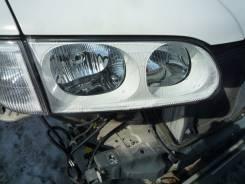 Фара. Mitsubishi Delica, PA4W, PA5W, PB4W, PB5W, PC4W, PD4W, PD6W, PD8W, PE6W, PE8W, PF6W, PF8W Двигатели: 4D56, 4G64, 4M40, 6G72