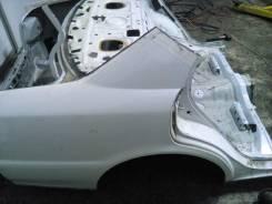 Задняя часть автомобиля. Toyota Chaser, LX100, SX100, GX100, JZX100