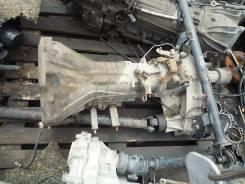 Механическая коробка переключения передач. Mitsubishi Delica, P35W Двигатель 4D56
