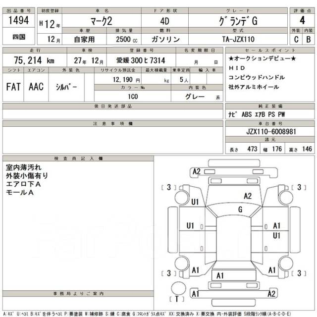 Полка багажника. Toyota Mark II, GX110, GX115, JZX115, JZX110 Toyota Mark II Wagon Blit, GX110, JZX110, GX115, JZX115 Двигатели: 1JZFSE, 1GFE, 1JZGE...