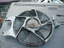 Вентилятор охлаждения радиатора. Nissan Terrano, TR50 Двигатель ZD30DDTI