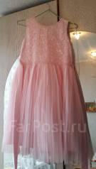Платья. Рост: 128-134 см