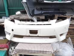 Бампер. Toyota Alphard, ANH20W, ANH20