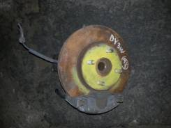 Диск тормозной. Mazda Demio, DY5R, DY3R, DY5W, DY3W Двигатели: ZJVE, ZYVE