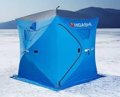 Палатки рыболовные зимние.