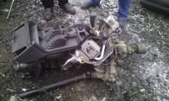 Механическая коробка переключения передач. Mitsubishi Pajero, V24C, V14V, V24V, V24W, V24WG Двигатель 4D56