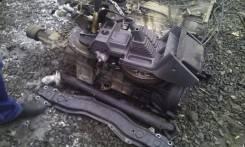 Механическая коробка переключения передач. Mitsubishi Pajero, V24C, V44WG, V44W, V24V, V24W, V24WG Двигатель 4D56
